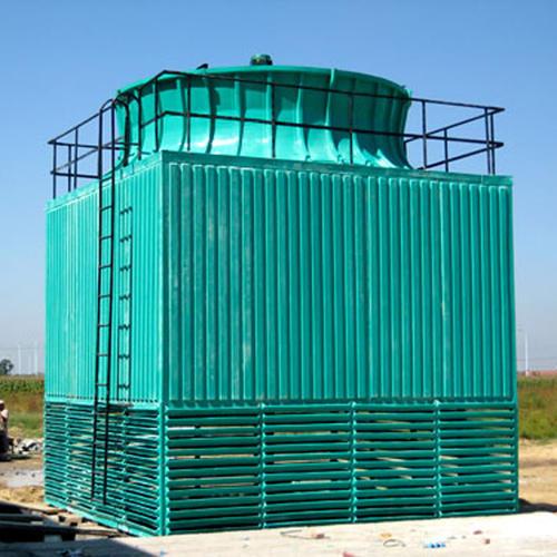 因此冷却塔广泛应用于各个行业