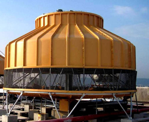 逆流冷却塔的施工安装要点是什么?