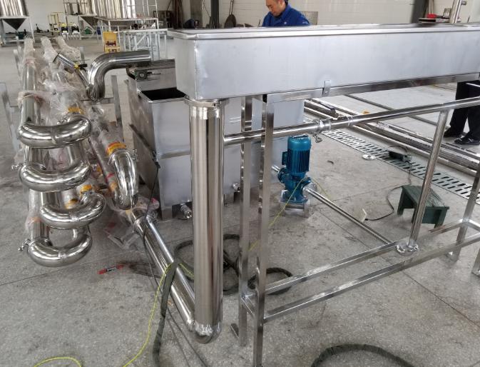 热成型机 循环槽