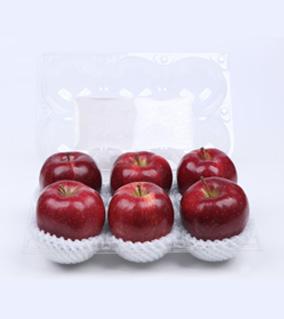 六粒花牛苹果批发