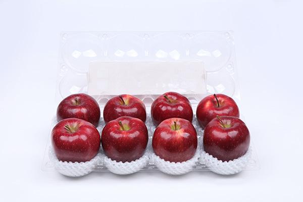 八粒花牛苹果价格