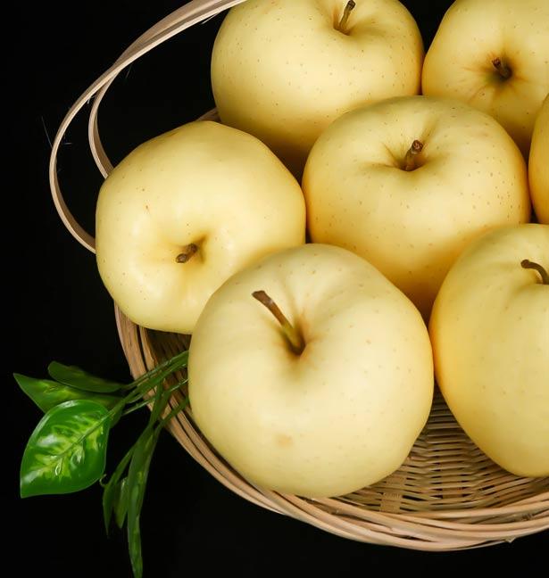 六粒黄元帅苹果