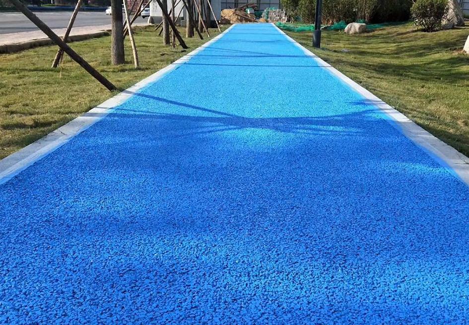 彩色透水混凝土工程