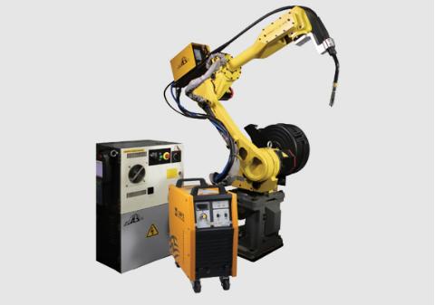 焊接机器人可代替人在特殊环境下进行焊接任务解放劳动