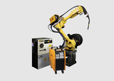 襄阳工业机器人焊接工作