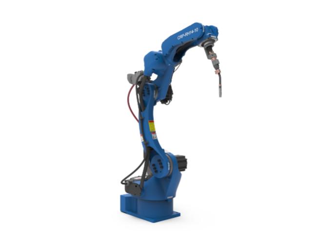 焊接工业机器人(臂展1.4米)CRP-RH14-10-W