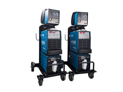 NB-350/500HE 逆变式气体保护焊机