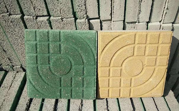 金刚砂透水砖