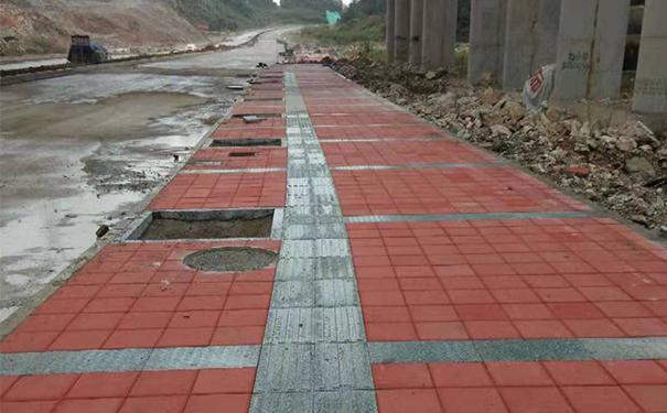 生态透水砖主要有什么作用