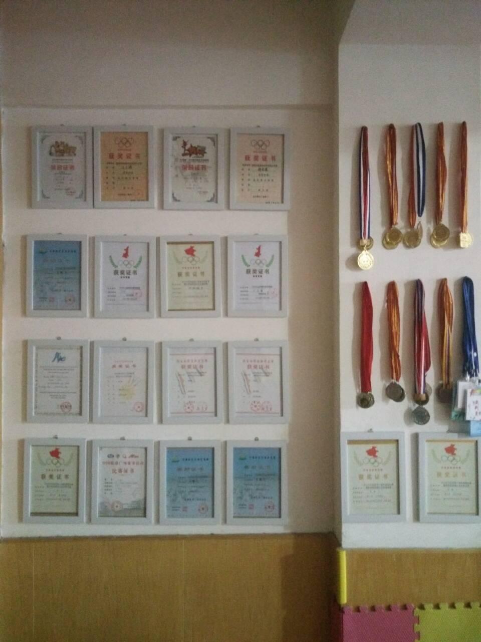 证书 奖牌