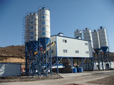 120混凝土搅拌站的产量是多少