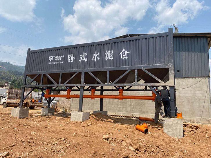 云南臥式水泥倉廠家
