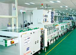 PCB制板显影、蚀刻线设备