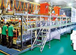 PCB制板沉铜生产线