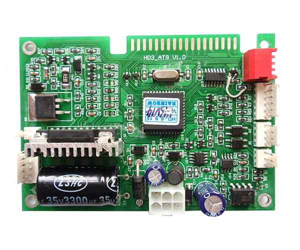DIP插件焊接