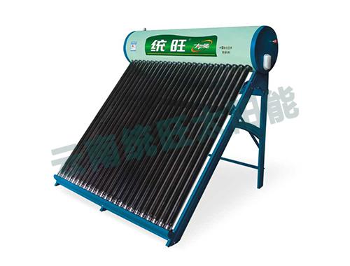 太阳能热水器的安装流程