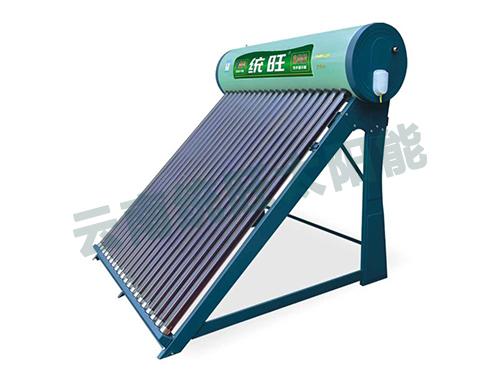 家庭太阳能热水器