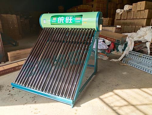云南红河太阳能热水器