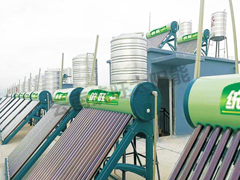 蒙自太阳能热水器厂家