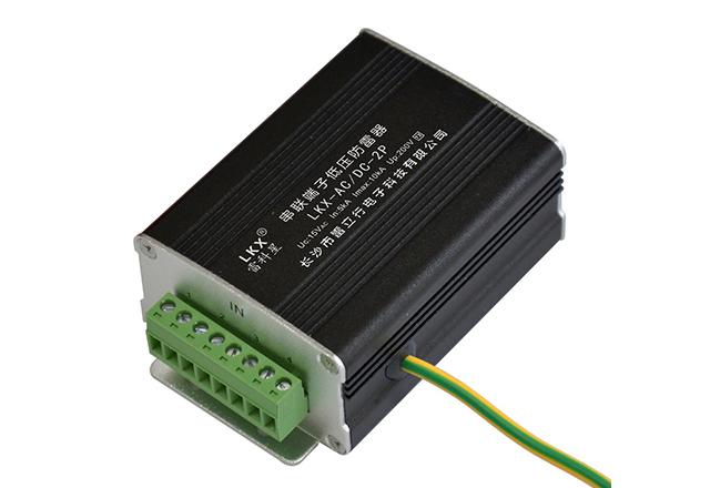 串联端子低压防雷器(4口12-24V)