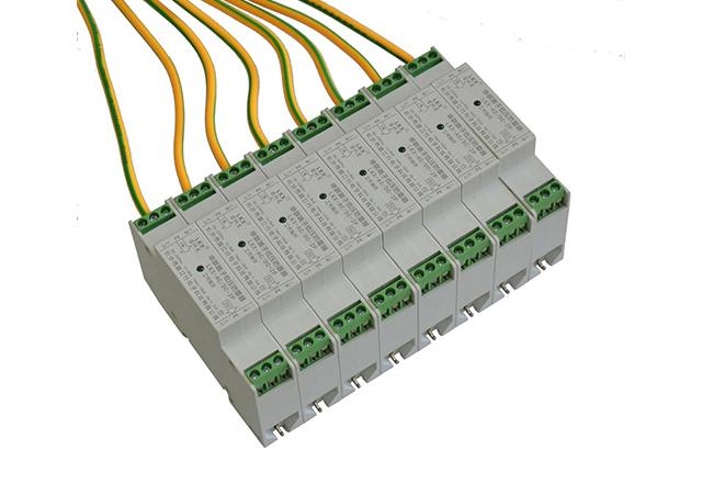 串联端子低压防雷器(导轨式8口12-220V)