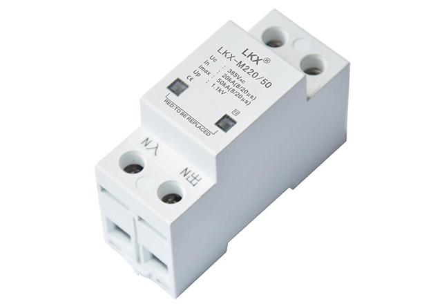 免接地电源防雷模块(10A、36mm)