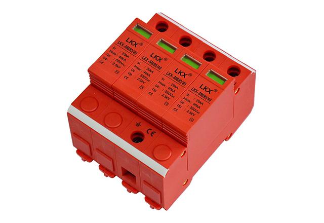 690V电源防雷模块(4片、Uc550、18mm)