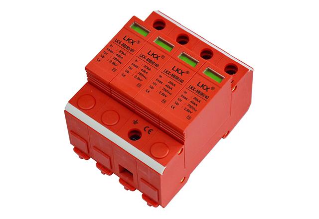 690V电源防雷模块(4片、Uc750、18mm)