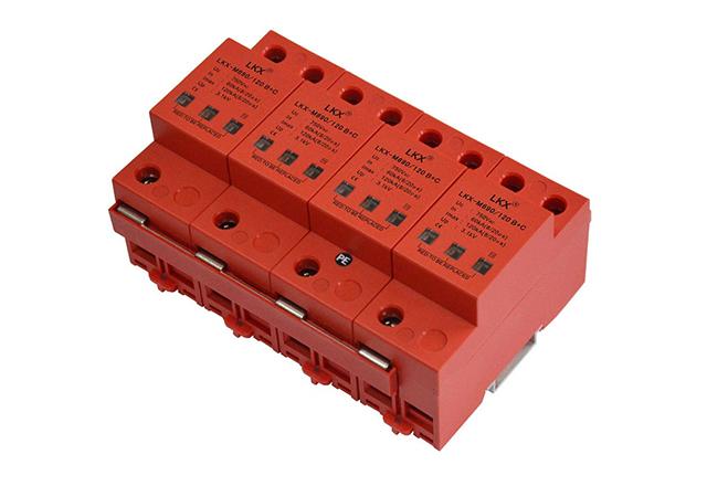 690V电源防雷模块(UC750V、36mm)B+C