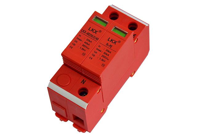 单相电源防雷模块(1+NPE、18mm)