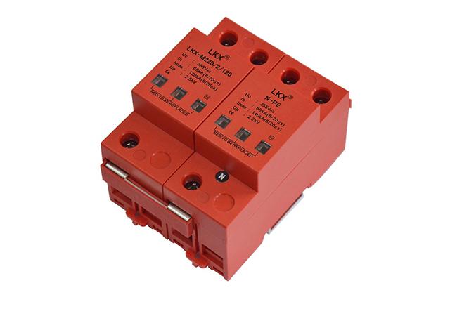 单相电源防雷模块(1+NPE、36mm)