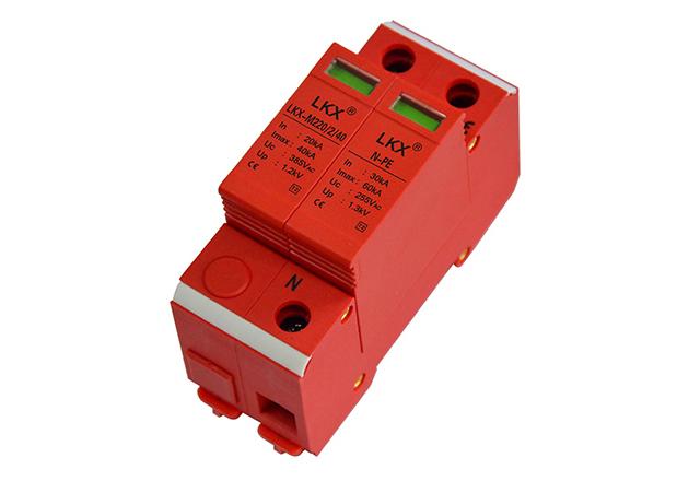 单相电源防雷模块(1+NPE、C+D、18mm)
