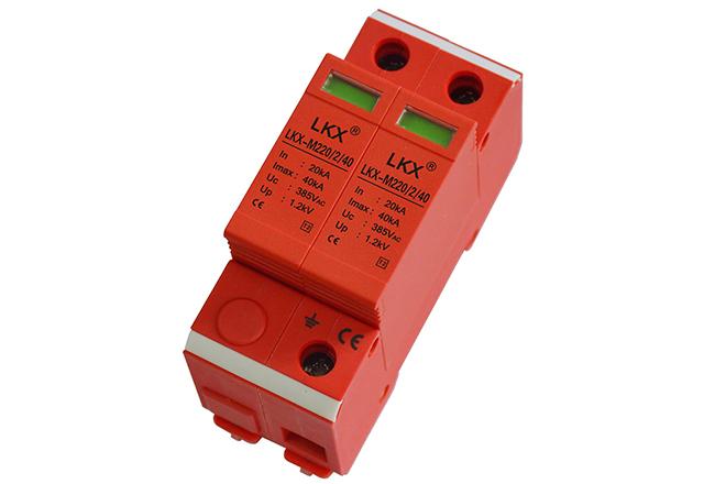 单相电源防雷模块(C+D、18mm)