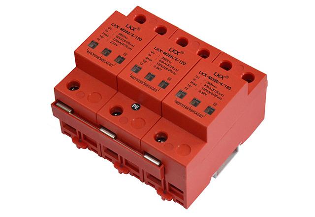 三相电源防雷模块(3片、36mm)