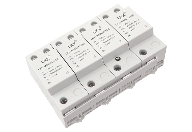 三相电源防雷模块(10#350us、II型)