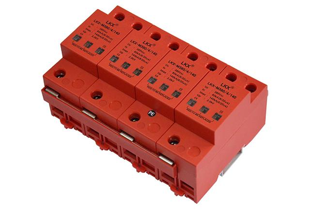 三相电源防雷模块(B+C 、36mm)