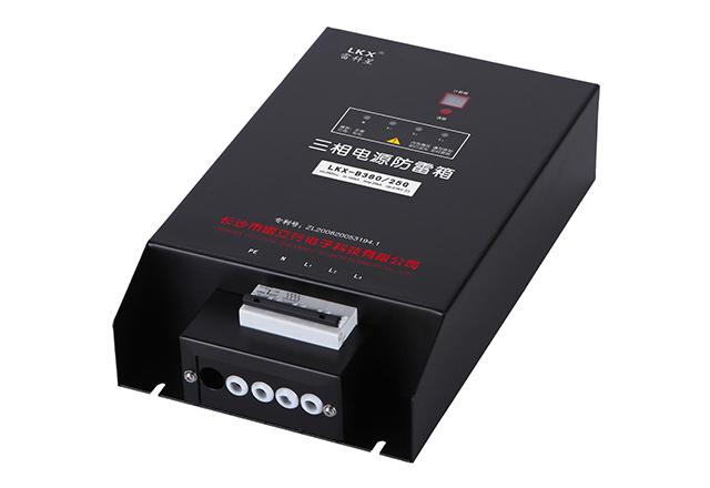 三相电源防雷箱(10#350us、数码管)