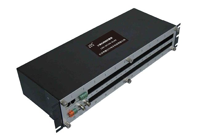 计算机网络防雷器(机架式、24口、自由组合)