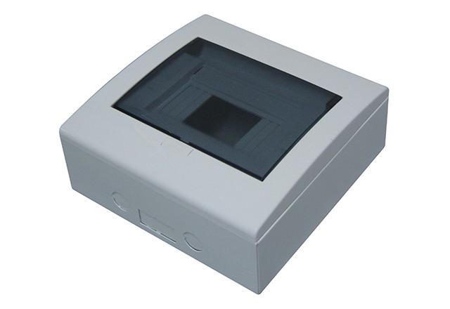 电源防雷模块安装盒(4-6位)