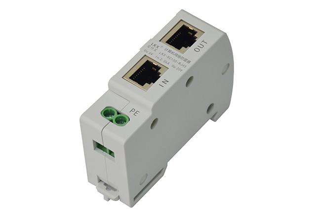 计算机网络防雷器(导轨式)