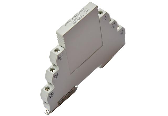 控制信号防雷器(插拔导轨式12-24V、9mm)