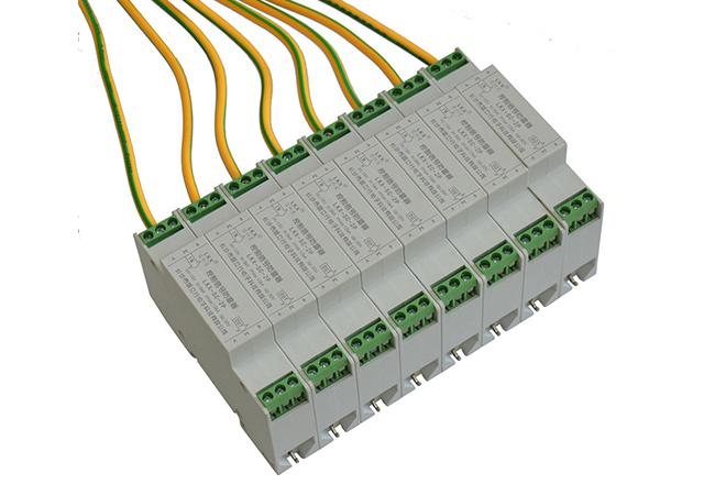 控制信号防雷器(导轨式8口12-24V)