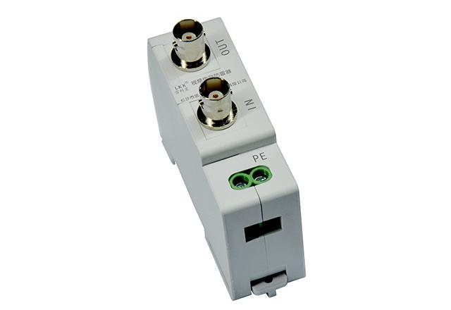 视频信号防雷器(导轨式BNC)
