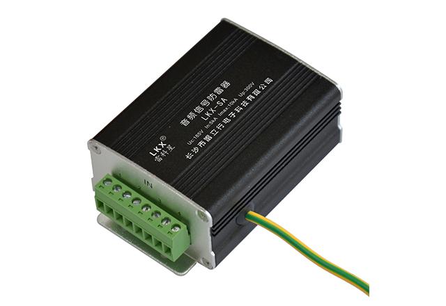 音频信号防雷器(4口170V、2P)