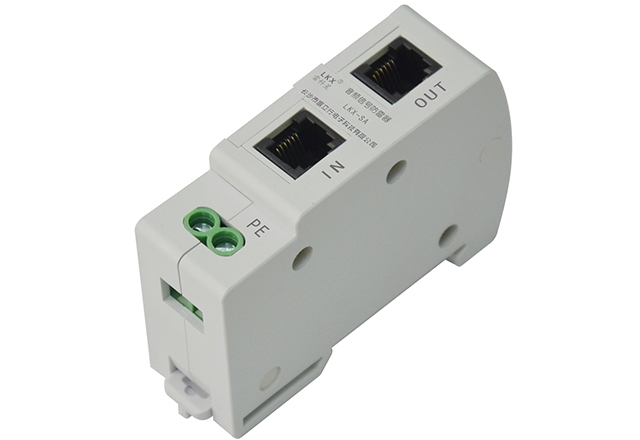 音频信号防雷器(导轨式48V-170V、RJ11)