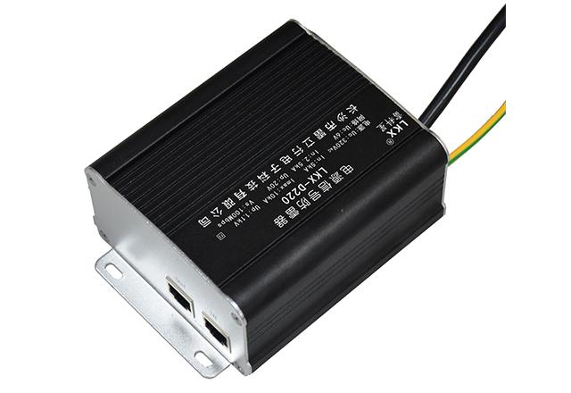 电源信号防雷器(电源+网络)