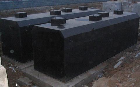 大型地埋式生活污水处理设备
