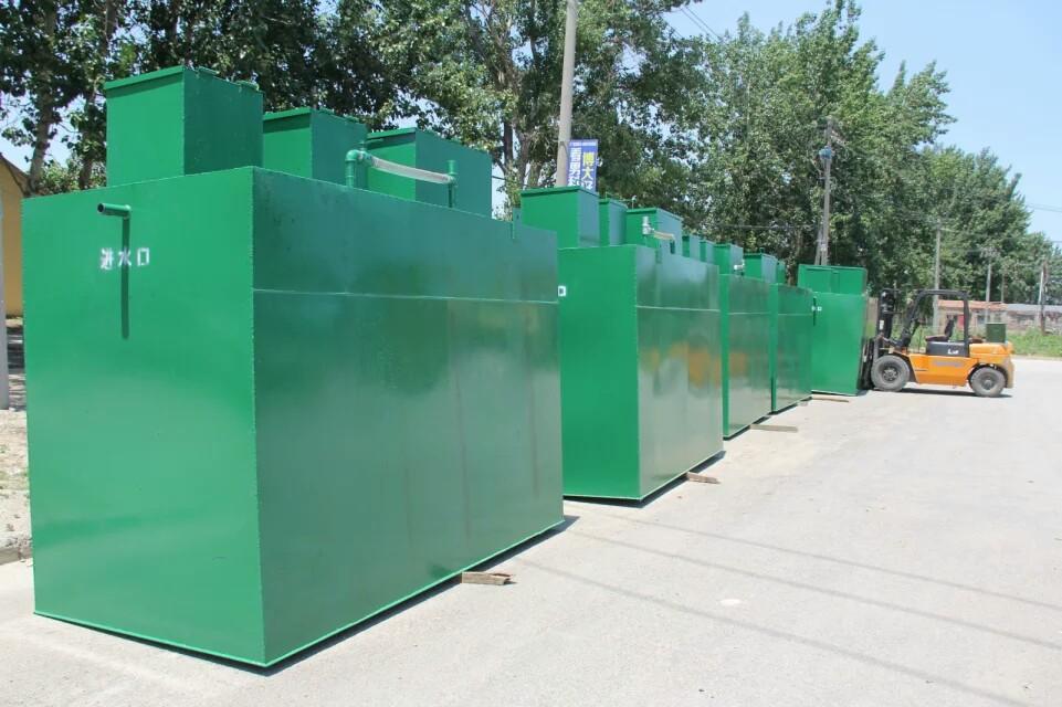地埋式污水处理设备超滤技术的应用