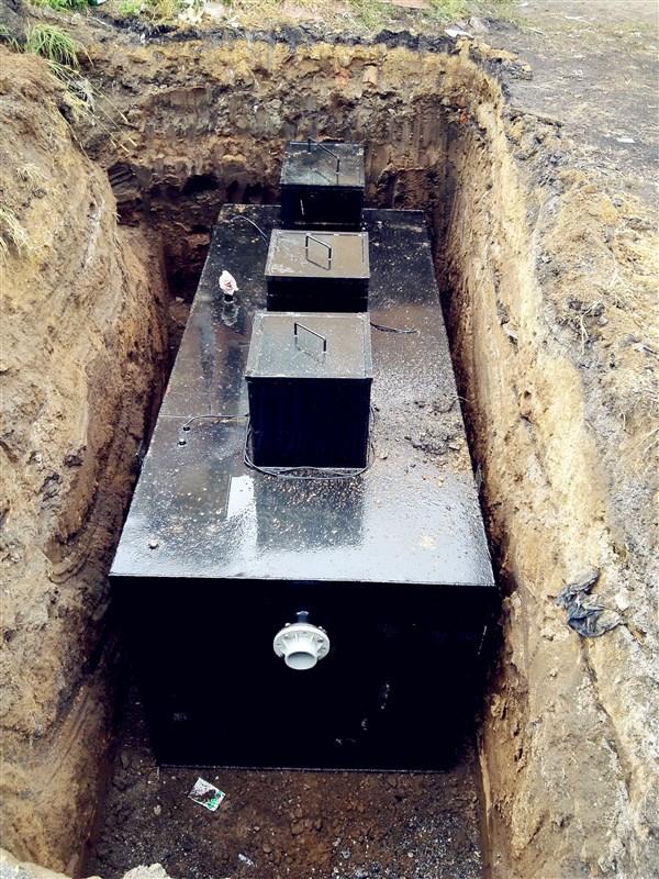 地埋式中小型污水处理设备