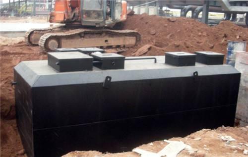 哈爾濱/武漢地埋式污水處理設備的應用直接體現在農村污水處理廠